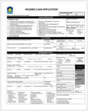 housing loan application form1