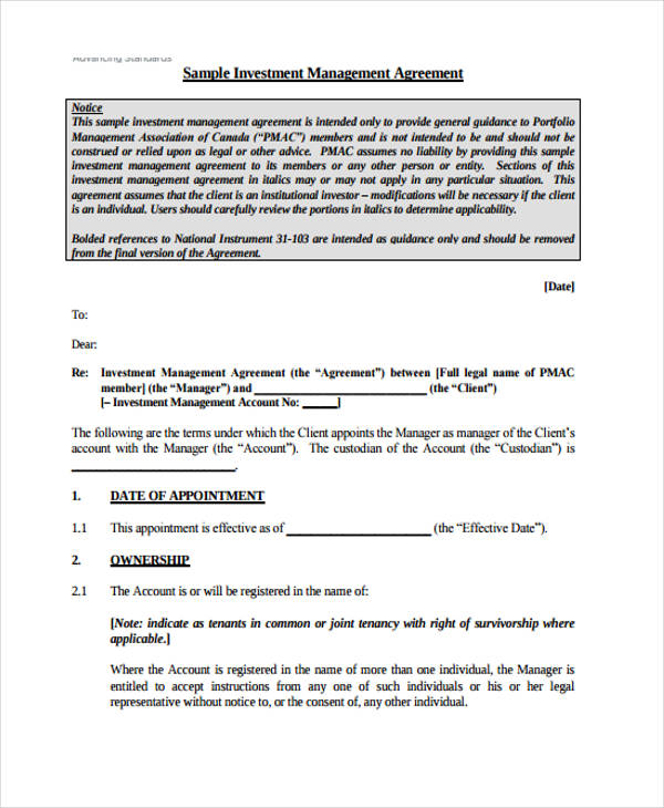 Free Business Agreement Form - 30+ Free Documents In Word, Pdf
