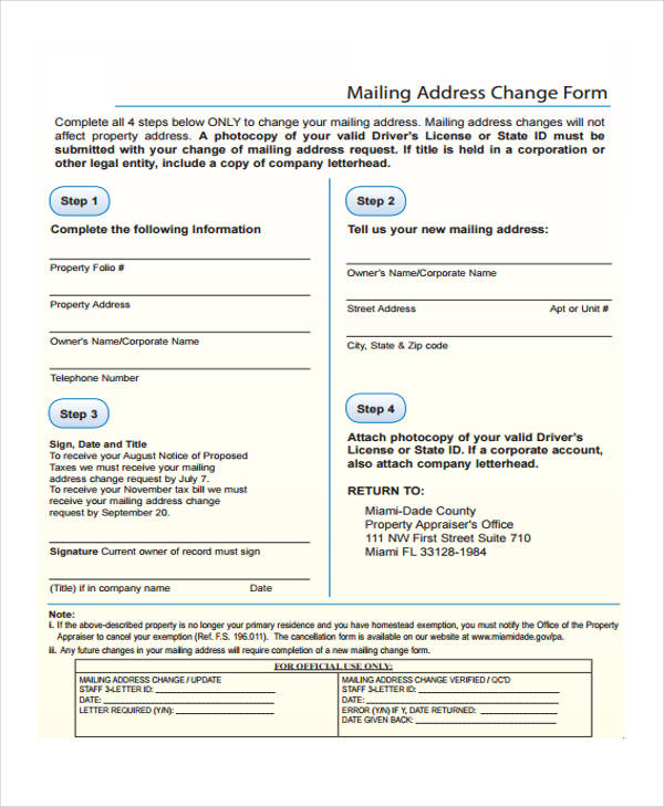 Change Form In Pdf