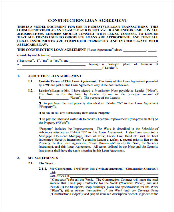Forbearance Agreement - 7+ Download Free Documents In Pdf, Word