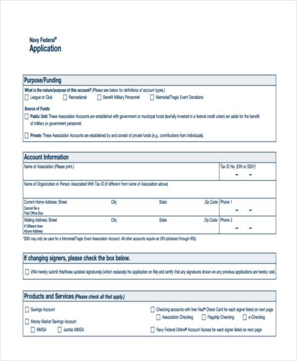 navy job application