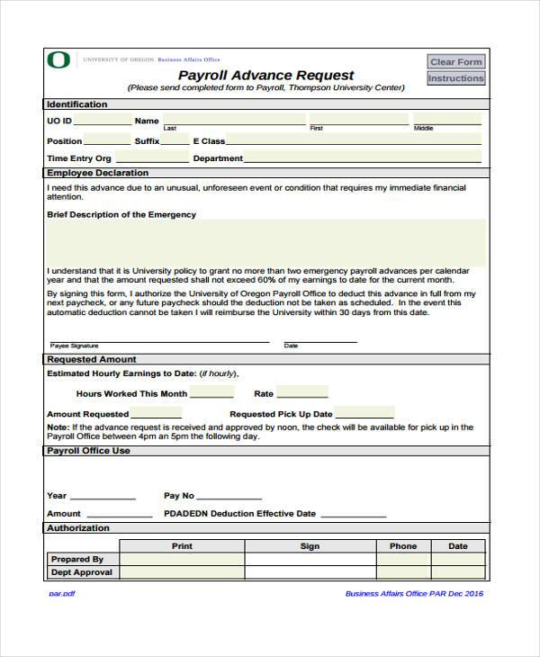 payroll advance request form1