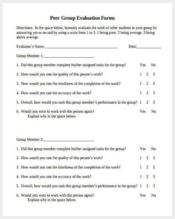 peer evaluation form for work1