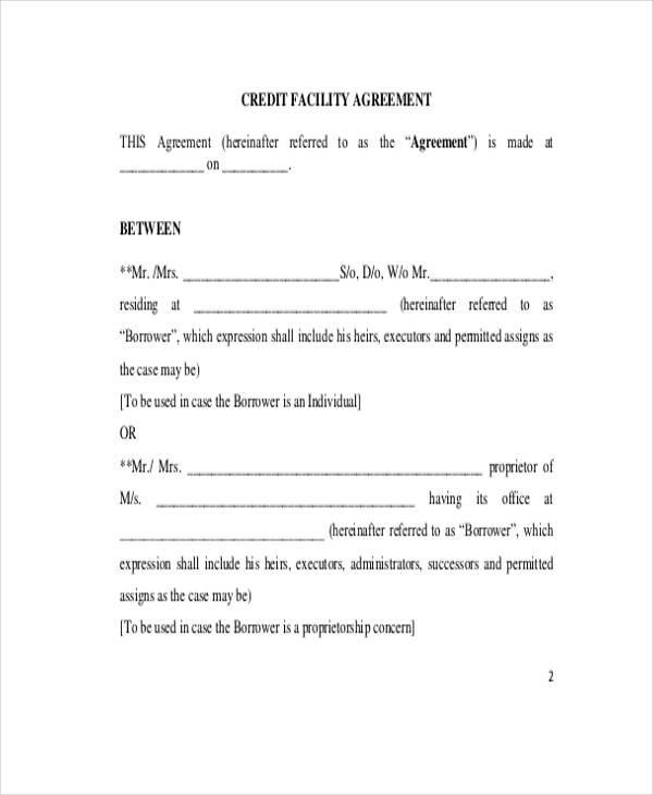 Printable Personal Loan Agreement  Printable Loan Agreement