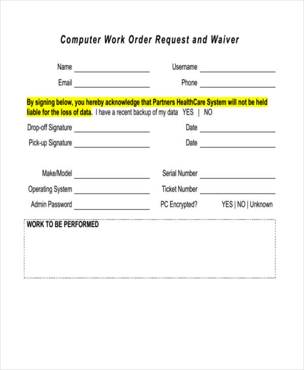 Request Off Forms For Work  BesikEightyCo