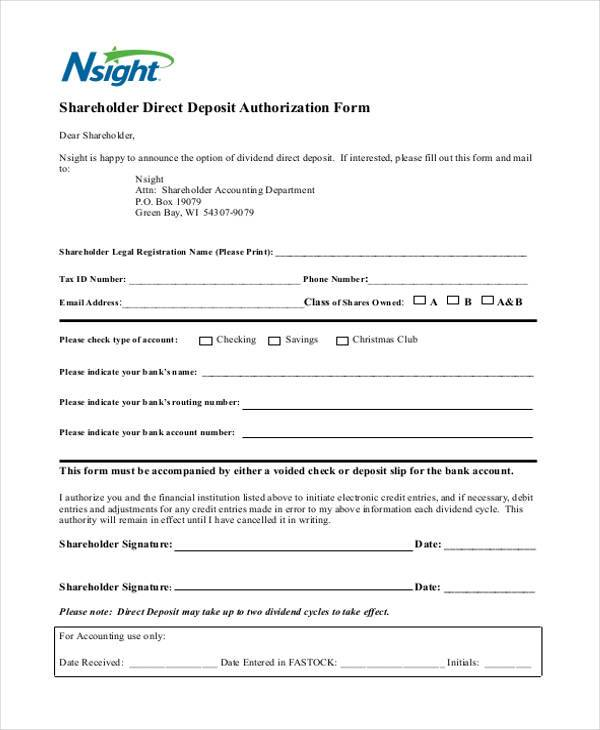 How To Fill Out A Direct Deposit Form Diagne Nuevodiario Co