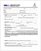 short form commercial lease agreement1