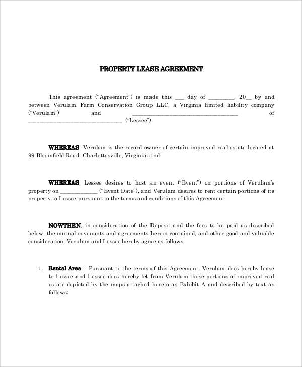 House Rental Agreement Template  BesikEightyCo