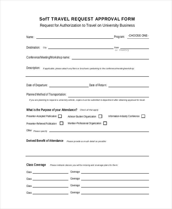 soft travel request approval form3
