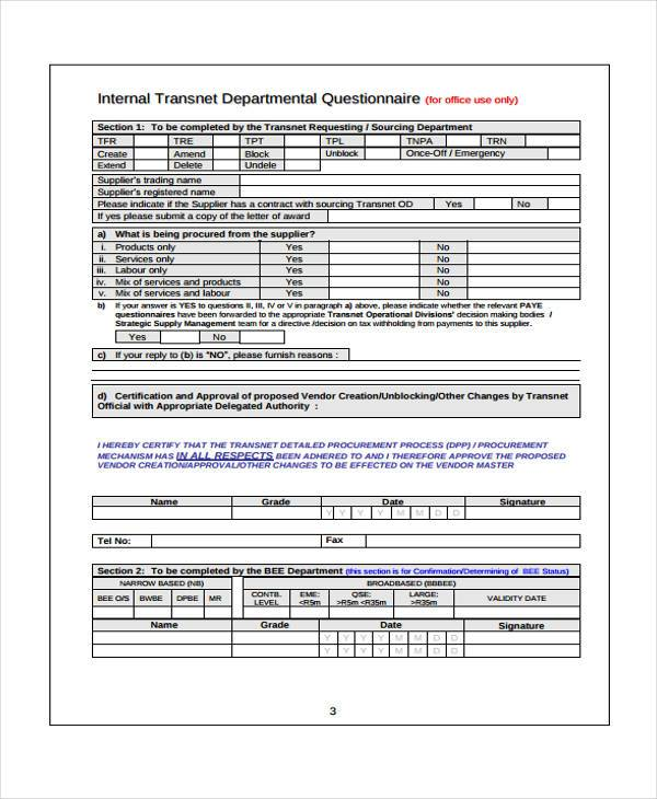 Trans-net-Vendor-Application-Form Job Application Form For Safeway on part time, free generic, blank generic,