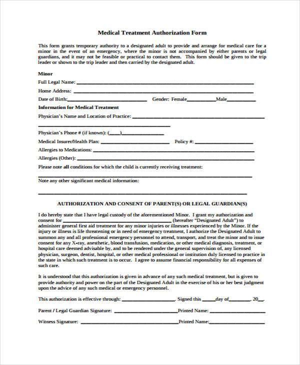 travel child medical consent form2