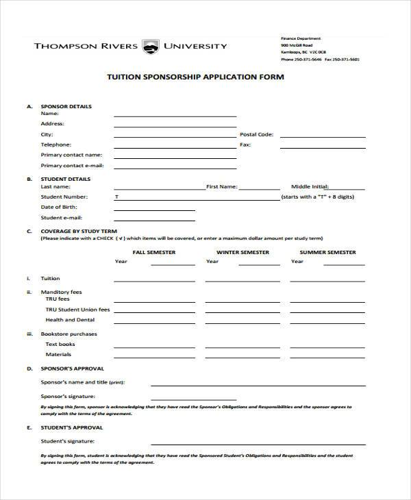 tuition sponsorship application form1