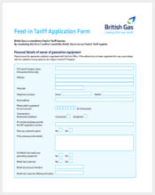 british gas grant application form