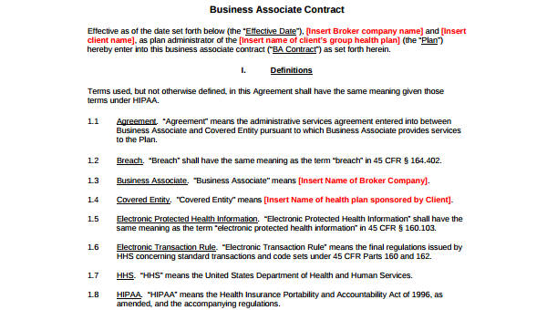 26 Contract Agreement Form Templates