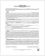 land purchase agreement form2