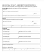residential lease agreement form1