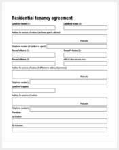 residential tenancy agreement form4