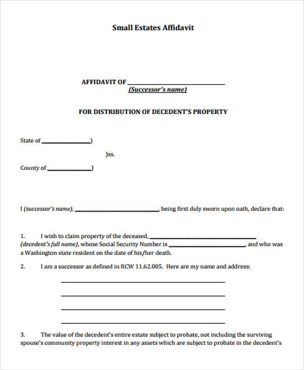 blank bank affidavit1
