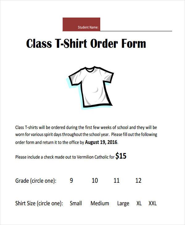 Tshirt Order  BesikEightyCo