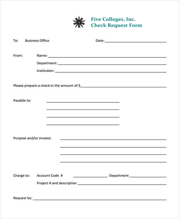 college check request form1