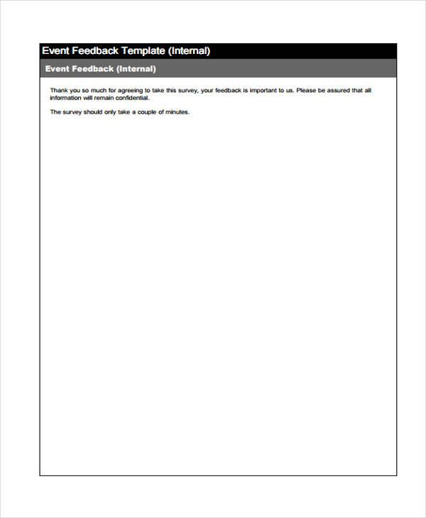 college internal event feedback form1