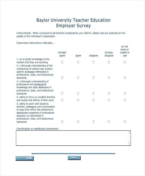 education employer