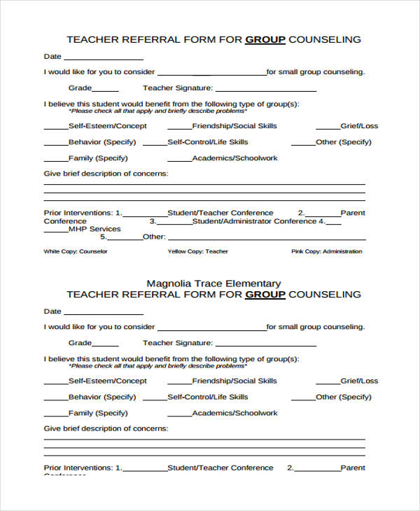 group counseling referral form1