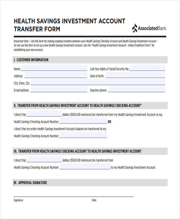 health savings investment
