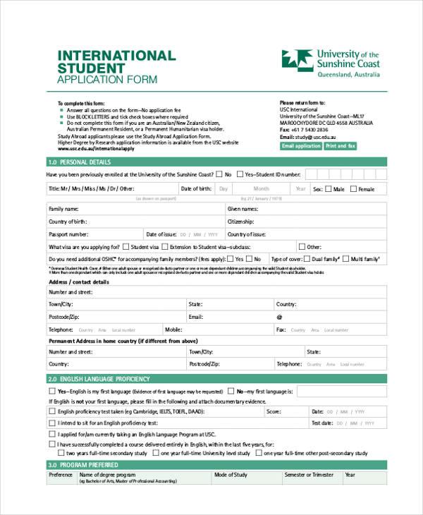 international student visa application form1