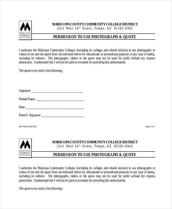 permission to use photo release form1