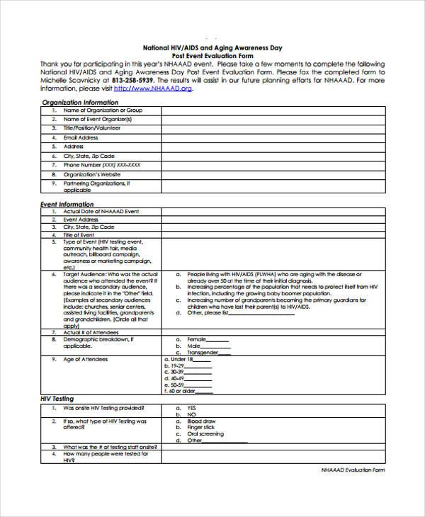 post event evaluation form1