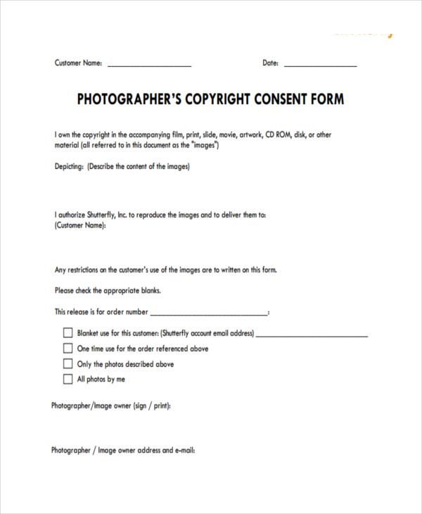 print copyright consent