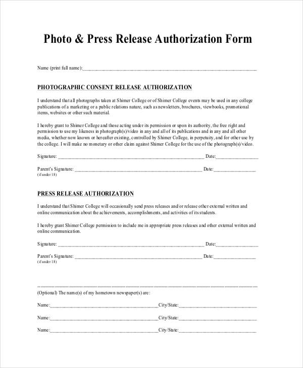 print photo authorization