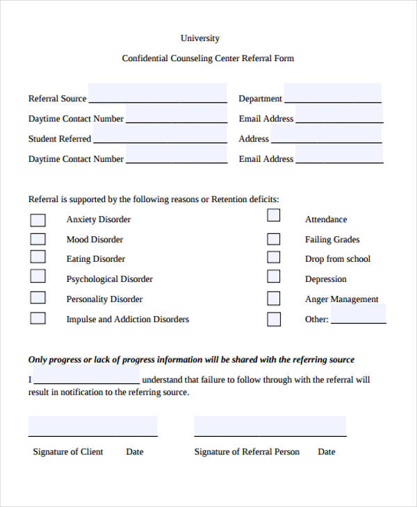 university loan counseling form1