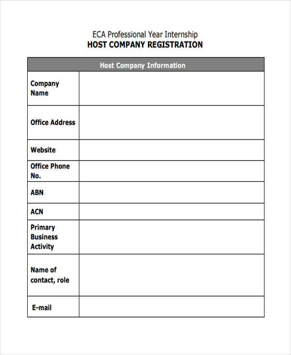 accounting company registration