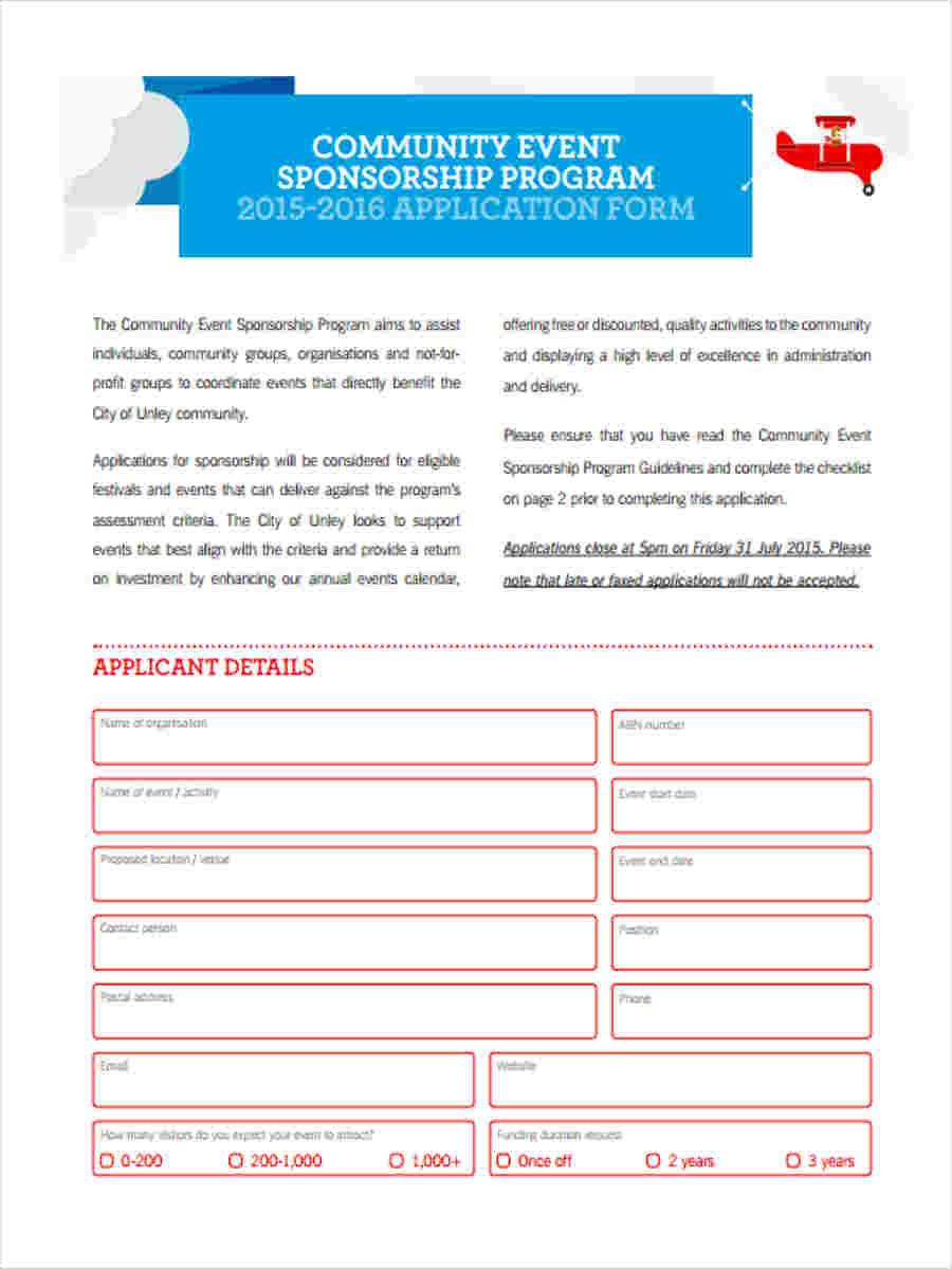 community event sponsorship1