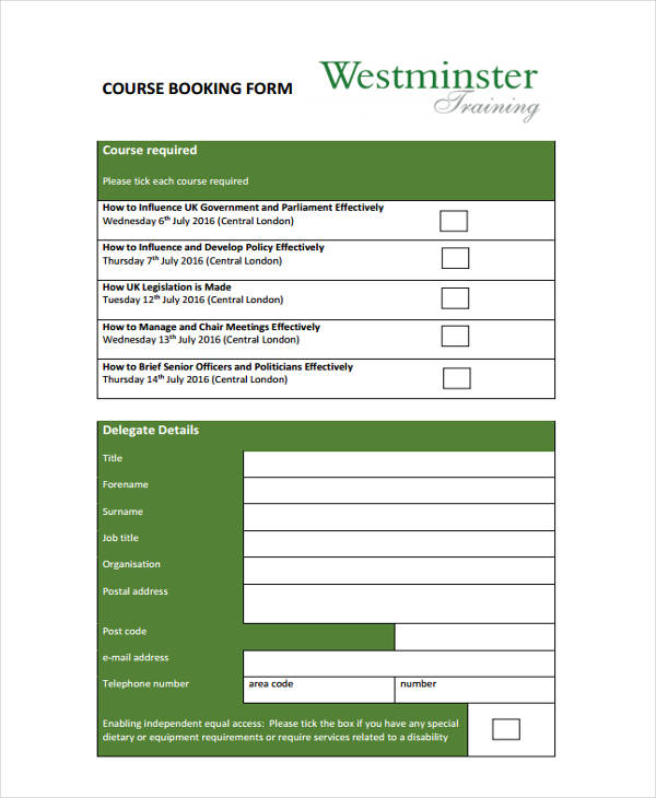 course booking confirmation1