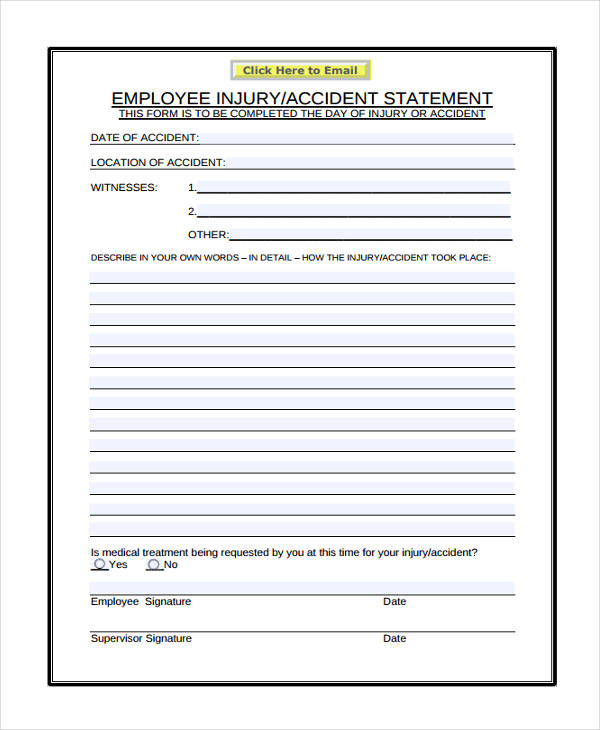 employee accident statement1