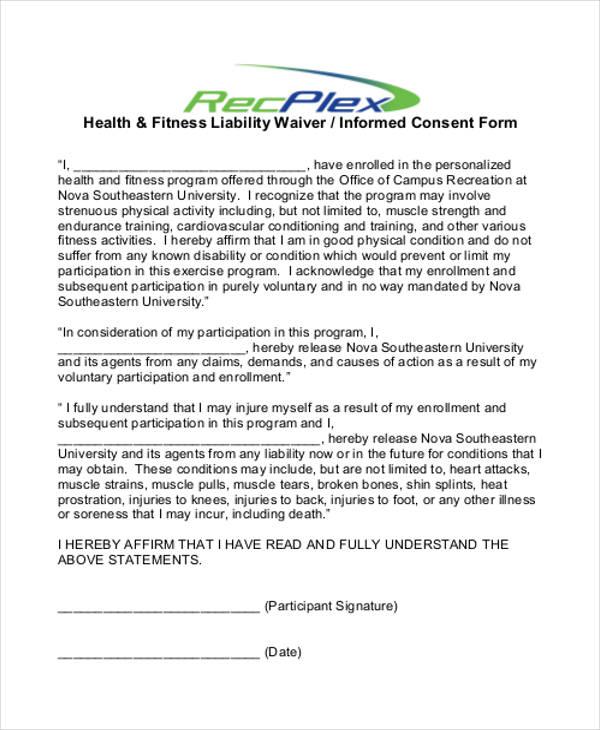 fitness informed