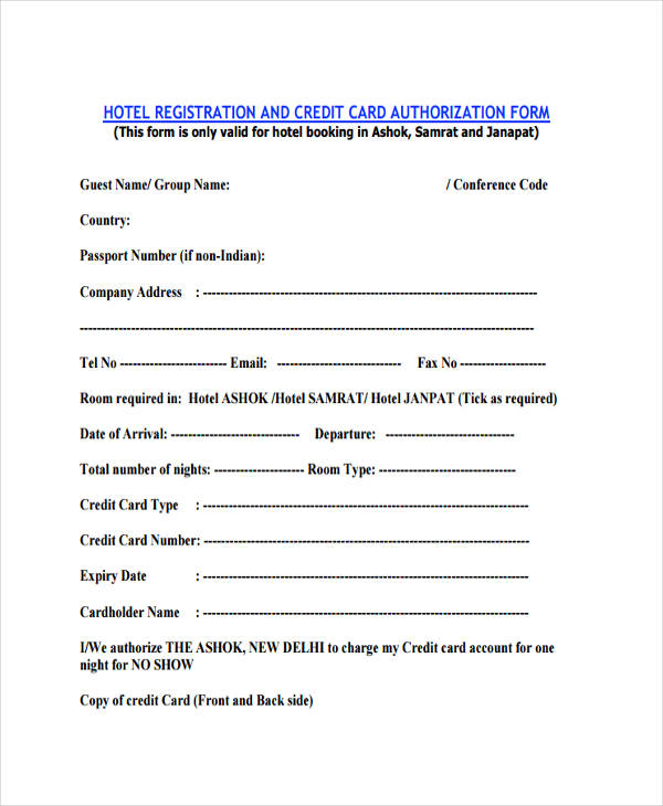 18 hotel check in form templates hotel early check in thecheapjerseys Images