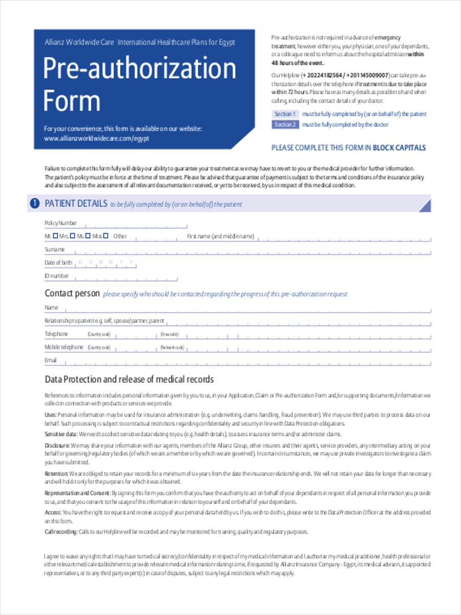 nextcare pre authorization1