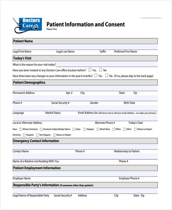 release of patient information1