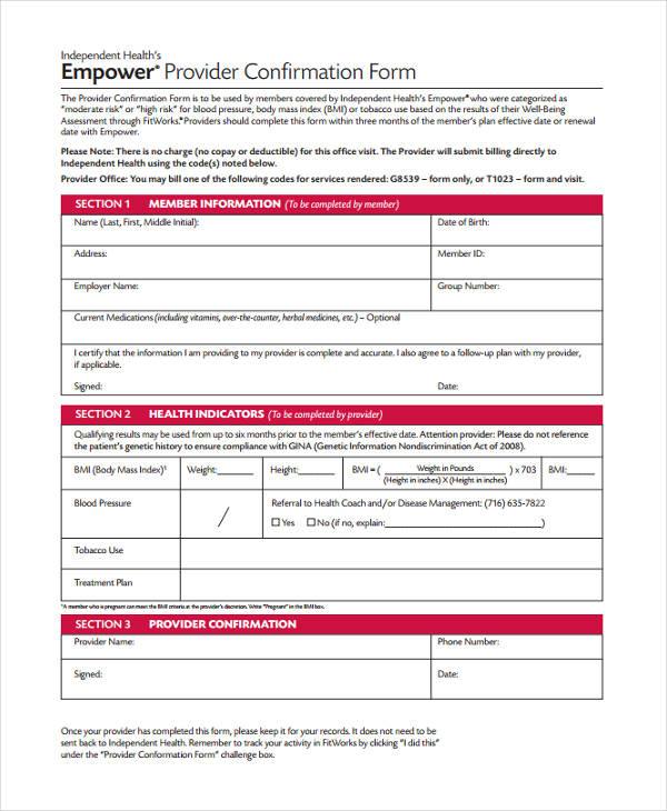 service provider in pdf