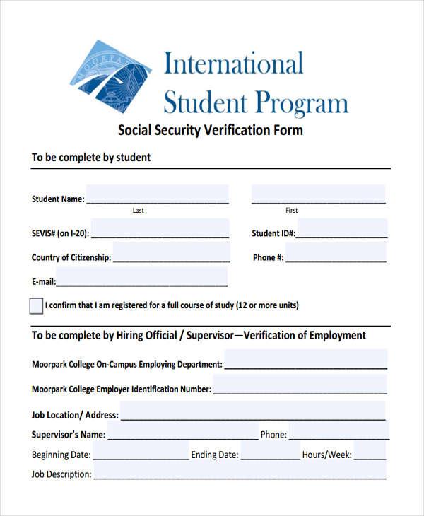 social security school