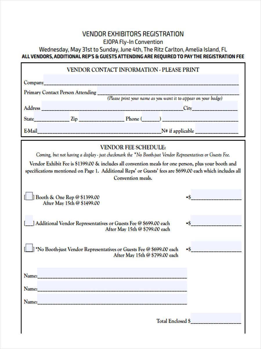 free 21  hotel registration form templates