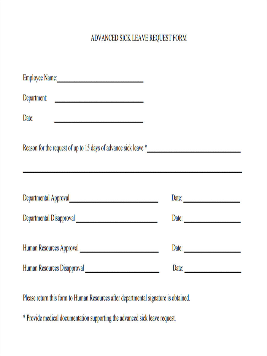 29  leave request form in pdf