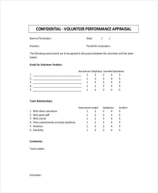 confidential volunteer1