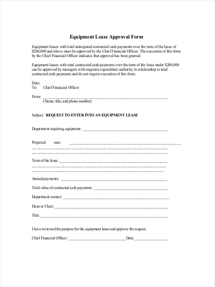 34 lease forms in pdf