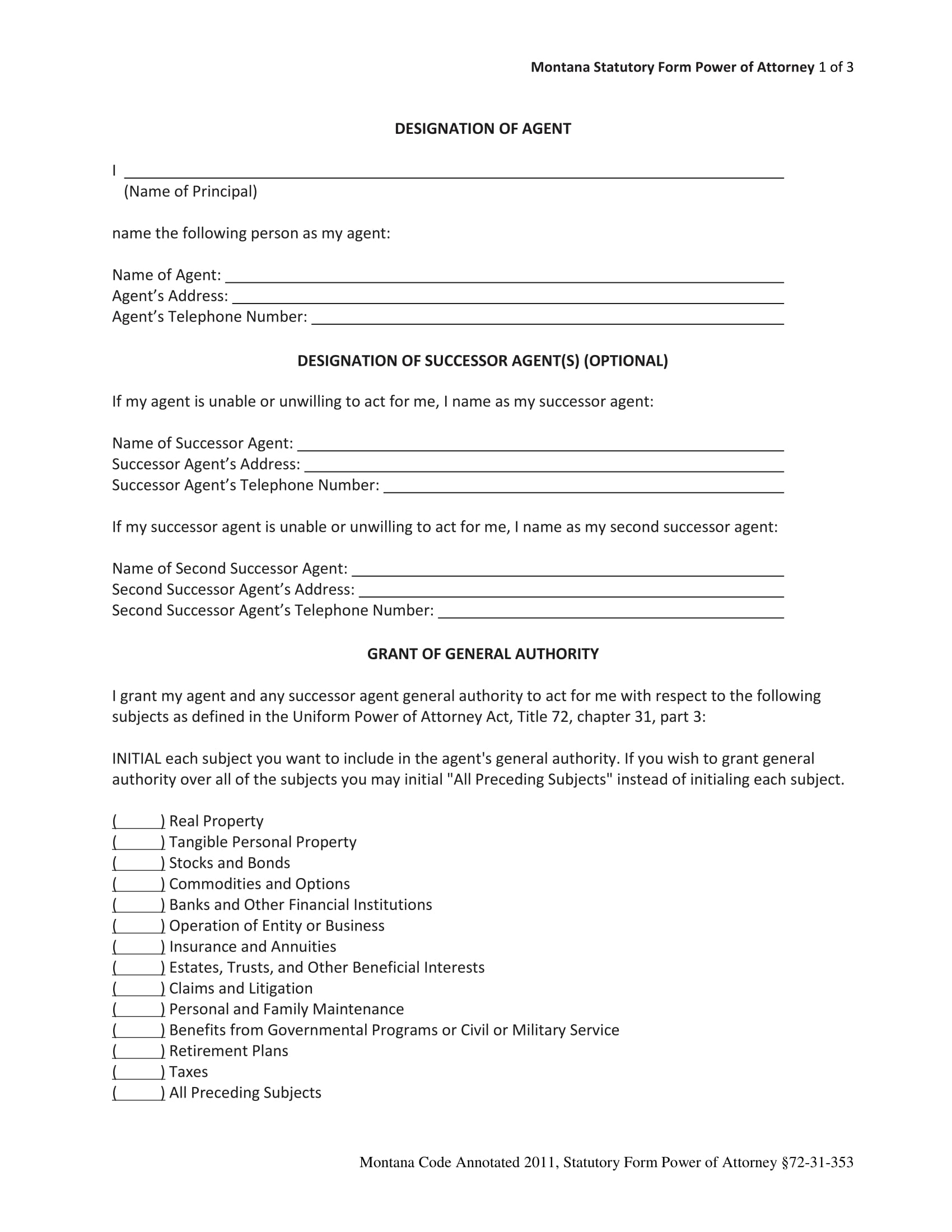 10 power of attorney forms free blank power of attorney form 2 falaconquin