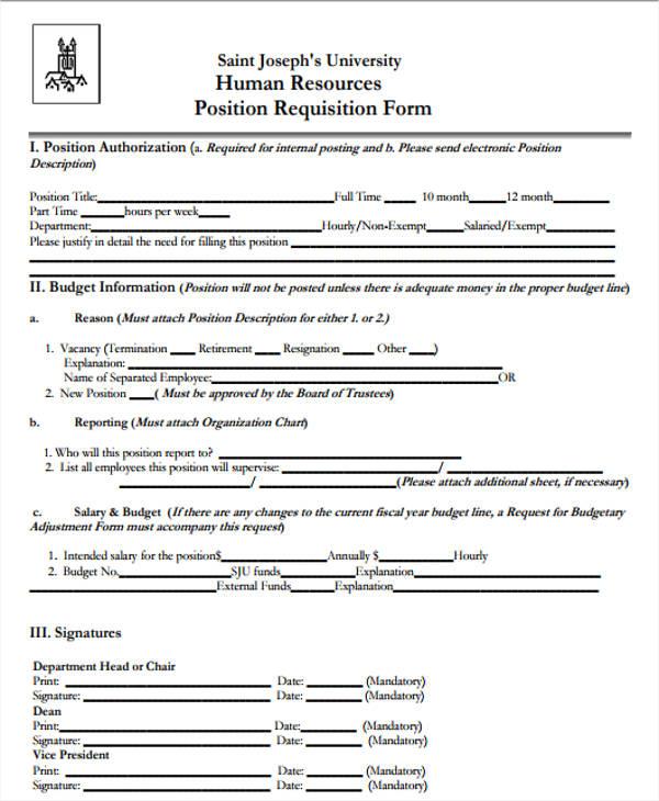 hr job requisition form1
